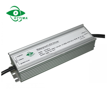 waterproof IP67 ottima power with Rubycon capacitor 12v 15a 200w constant voltage led driver