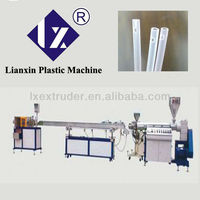 PMMA/PVC /POM/PC/CA candy stick making machine(passed ISO9001:2000 and CE certificate)