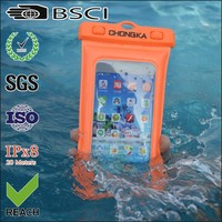 Professional waterproof cell phone case factory manufacturer