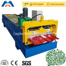 China Manufacture Galvanized Metal Roofing Sheet Roller Former Making Machine