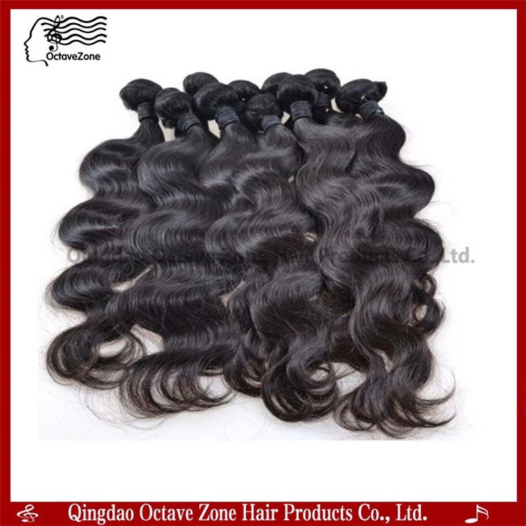 Octavezone Hair Factory Price High Quality Remy Brazilian Micro Braid Hair Extensions