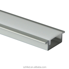 best company profile design led aluminium extrusions profiles led track spot light