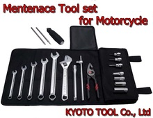 Japanese Maintenance Motorcycle Tools Kit
