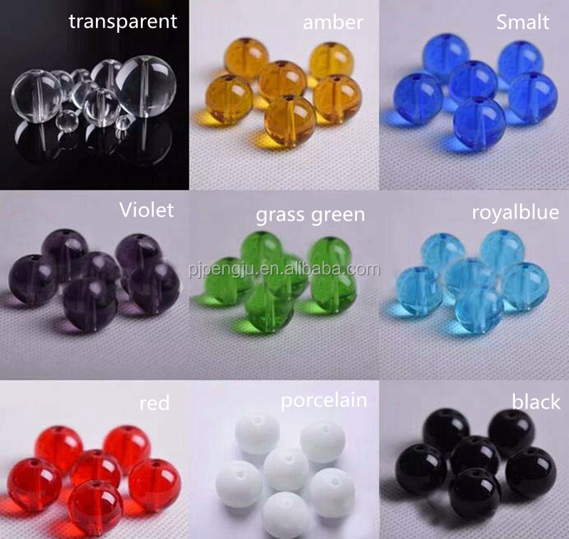 FACTORY DIRECTLY custom design crystal beads in bulk for wholesale