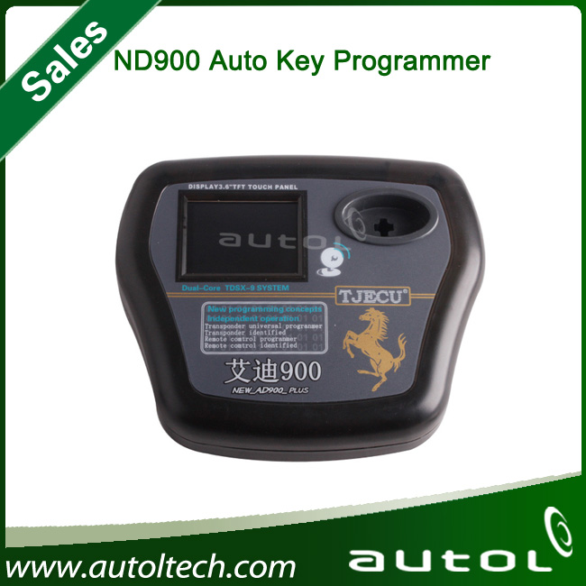 High quality ND900 Auto Key Programmer support 4C & 4D with 4D Decoder