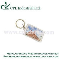 Custom metal keychain,metal keyring wholesale with spinner