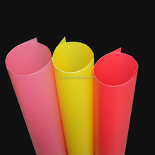 moistureproof color rigid pvc used polyester film roll