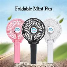 HandFan handy battery Rechargeable handy air cooler fan for student