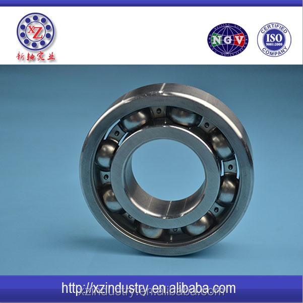 Motorcycle Used Deep Groove Ball Bearing 6001