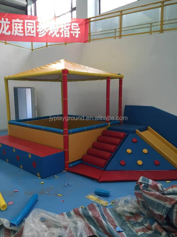 children indoor playground soft play Corral Ball Pool Pit ball toys equipment for kids