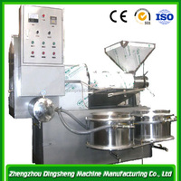 automatic screw avocado seed oil press, flax seed expeller