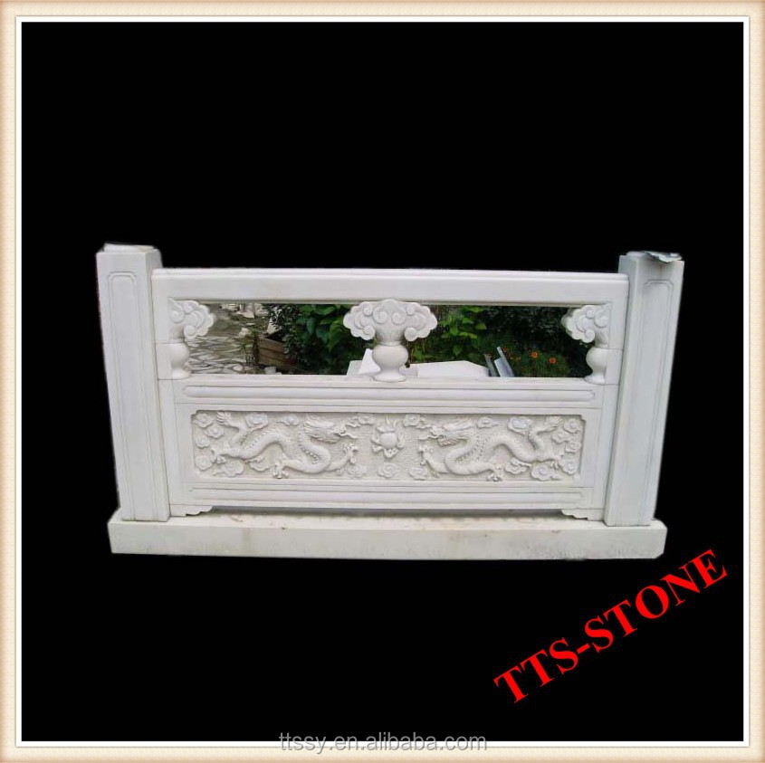 Marble carving stone breast board