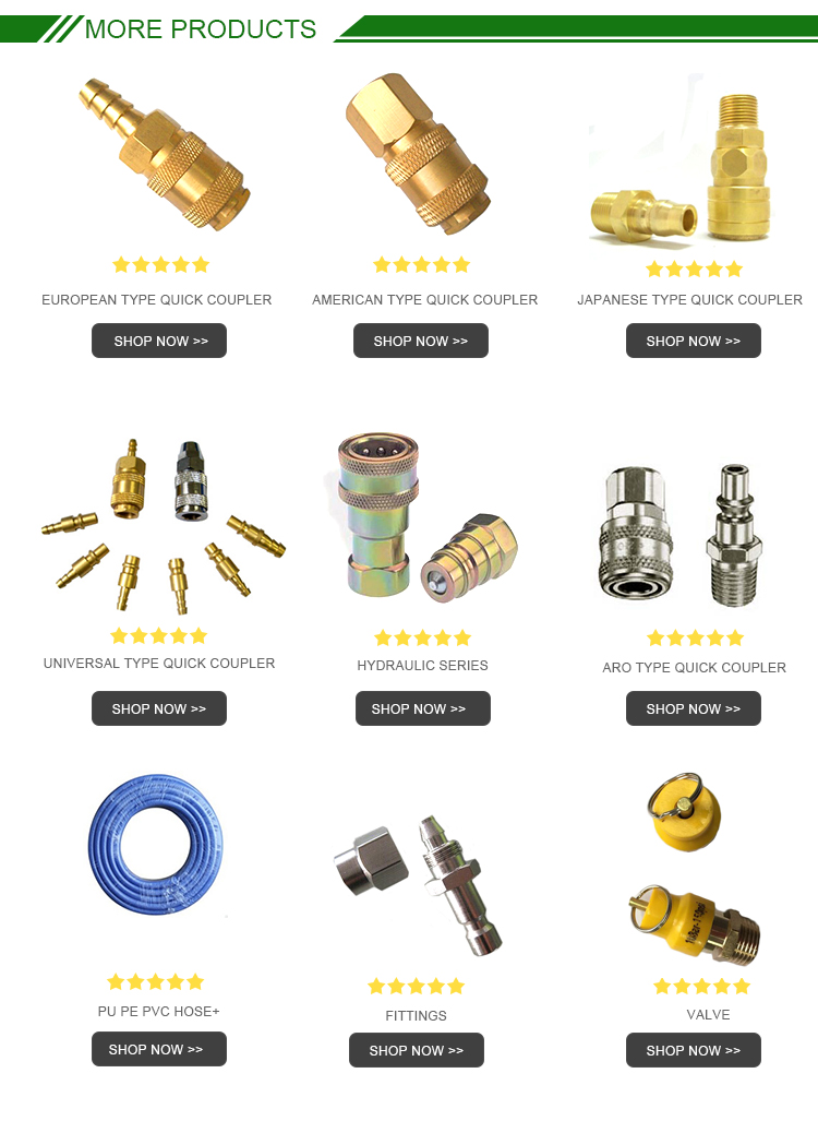 "High Quality 3/8"" Flexible Hydraulic Hose Brass Fitting"