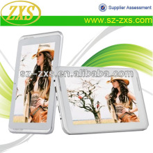 ZXS-A7-2G MTK6515 Bulk Wholesale Android Custom Manufacture OEM Best MTK 7 inch Tablet PC with Voice Call MID