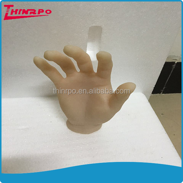 Soft Plastic Flectional Model Hand for nail art practice