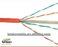 305m cat6 utp cable roll /ISO/UL/ROHS/CE GOLDEN SUPPLIER
