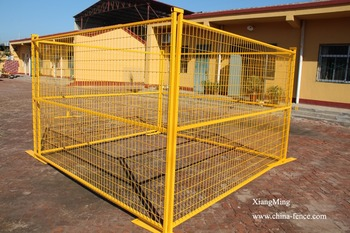Canada/America Standard Coated Temporary Fence