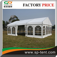 Durable aluminum structure Arc Tent for Events ourdoor