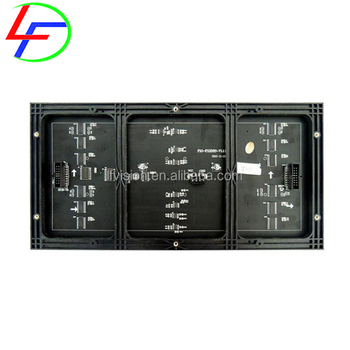 china high quality p10 stage background high resolution led displays panel/indoor p10 HD video panel