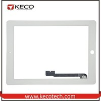 Factory Price Replacement for Apple iPad 3 Front Touch Glass outer Panel