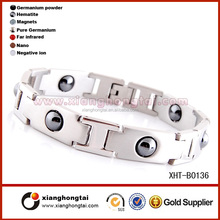 energy titanium health magnetic bracelet for men