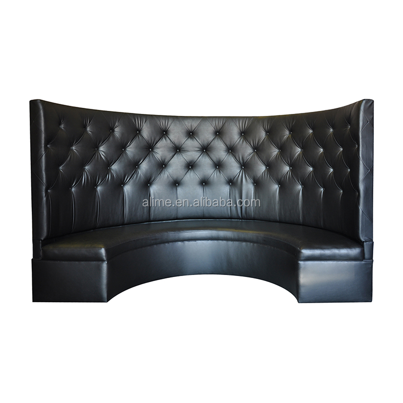 Booth Sofa Seating Booth Seating For Restaurant Red Double  : Alime high back sofa booth seating round from thesofa.droogkast.com size 800 x 800 png 433kB