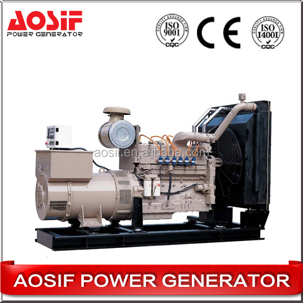 2013 hot sale!! natural gas generator from 20kw to 500kw