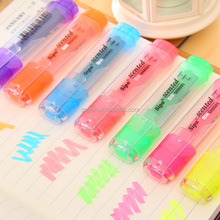 SIPA high quality Mini Highlighter,Multi colorful scented highlighter marker, rainbow highlighter