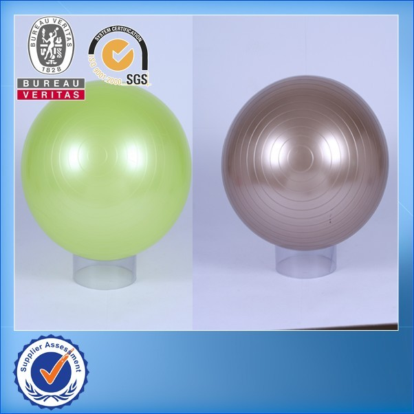 swiss ball / gym ball - non slip surface, puncture resistant 65cm