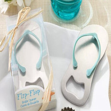wedding party favors gift flip top sale bottle opener slipper wine opener souvenirs
