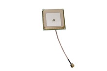 UHF 915mhz RFID Antenna With Single feeder point For Portable Reader/Writer Ceramic 2dBi Small UHF RFID Antenna