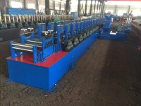 Color coated solar panel supporting roll forming machine U type steel support set cold roll forming machine