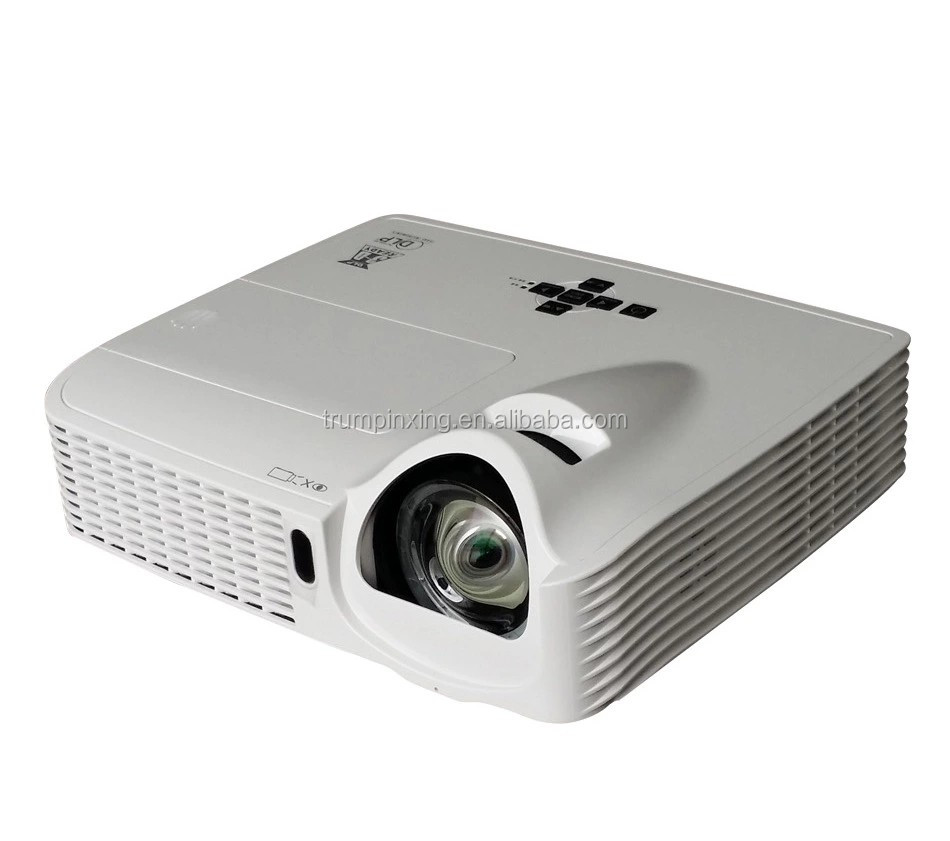 HD1080p projector 3000 Lumens 3D DLP Home Theater Projector