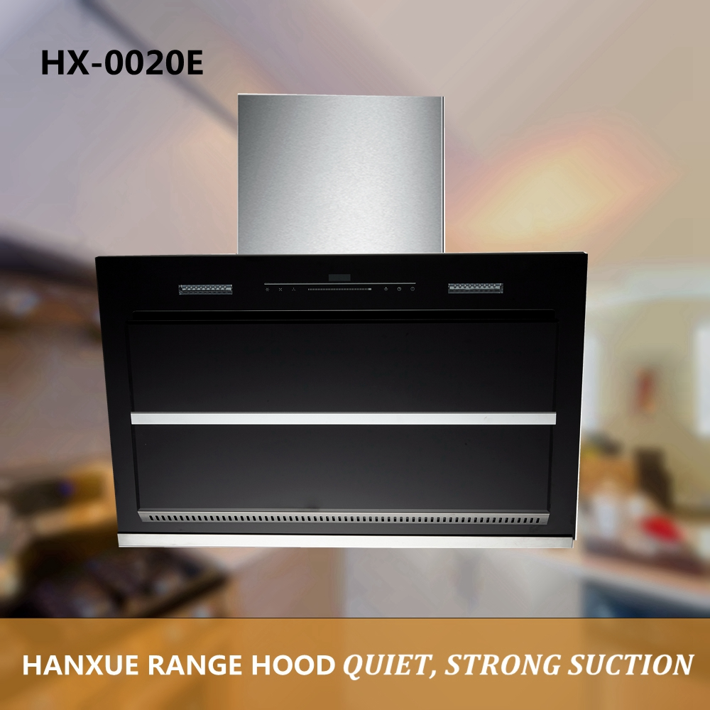 High-end automatically kitchen chimney hood/kitchen smoke absorber