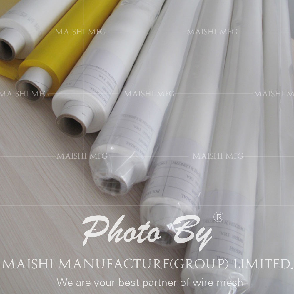 Sefar Quality Polyester Screen Printing Mesh/Bolting Cloth for Textile Printing