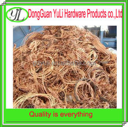 YuLi hardware copper scrap for sale