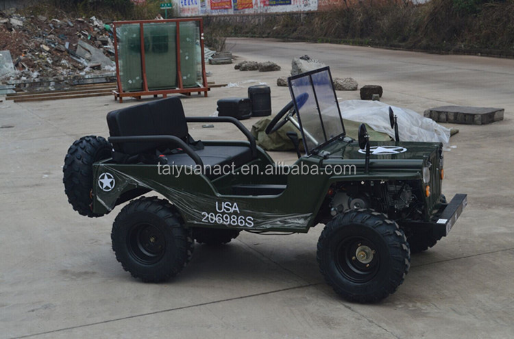 Vintage electric car 200cc mini jeep for sale utv the electric tricycle offroad buggy