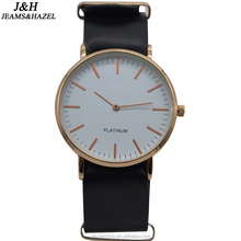 2017 winner elegance JH brand luxury fashion analog alloy ladies watch stainless steel back case watches