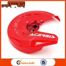 Motorcycle Front Brake Disc Rotor Guard Cover For Honda CR125 CRF450