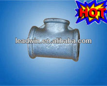 malleable cast iron pipe fitting with good price