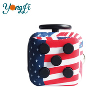 Amazon Wholesale Stress Reliever Fidget Cube Anti Stress Toys