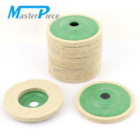 Wool Wheel Polishing Pads / wool felt /cotton wool