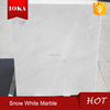 Hot Sell China Snow White Marble Tiles & Slabs