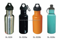 stainless steel kids gym bottle, Kids Water Bottles /600ml stainless steel bottle/stainless steel water bottle with sippy lid