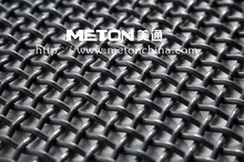Woven Wire Mesh for Vibrating Screen in Stone Crushing Plant
