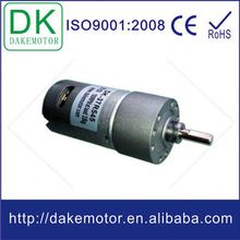 37mm 12V 24V DC bosch 12v electric motor
