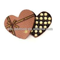 heart-shaped paper box special gift box paper pillow gift box