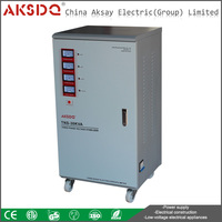 SVC 30KVA Three Phase Hgh Precision Automatic Air Conditioner Frigerator Voltage Stabilizer