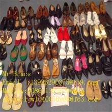 used clothes in container cheap women shoes