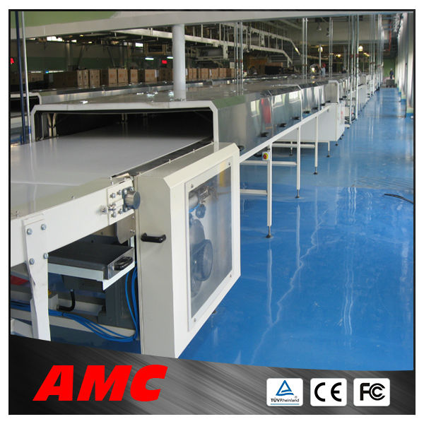Alibaba Full Automatic Multifunction Big Capacity Cooling Tunnel System
